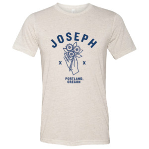 Joseph Hand & Flower T