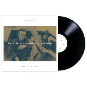 North Mississippi AllStars - Prayer for Peace Vinyl