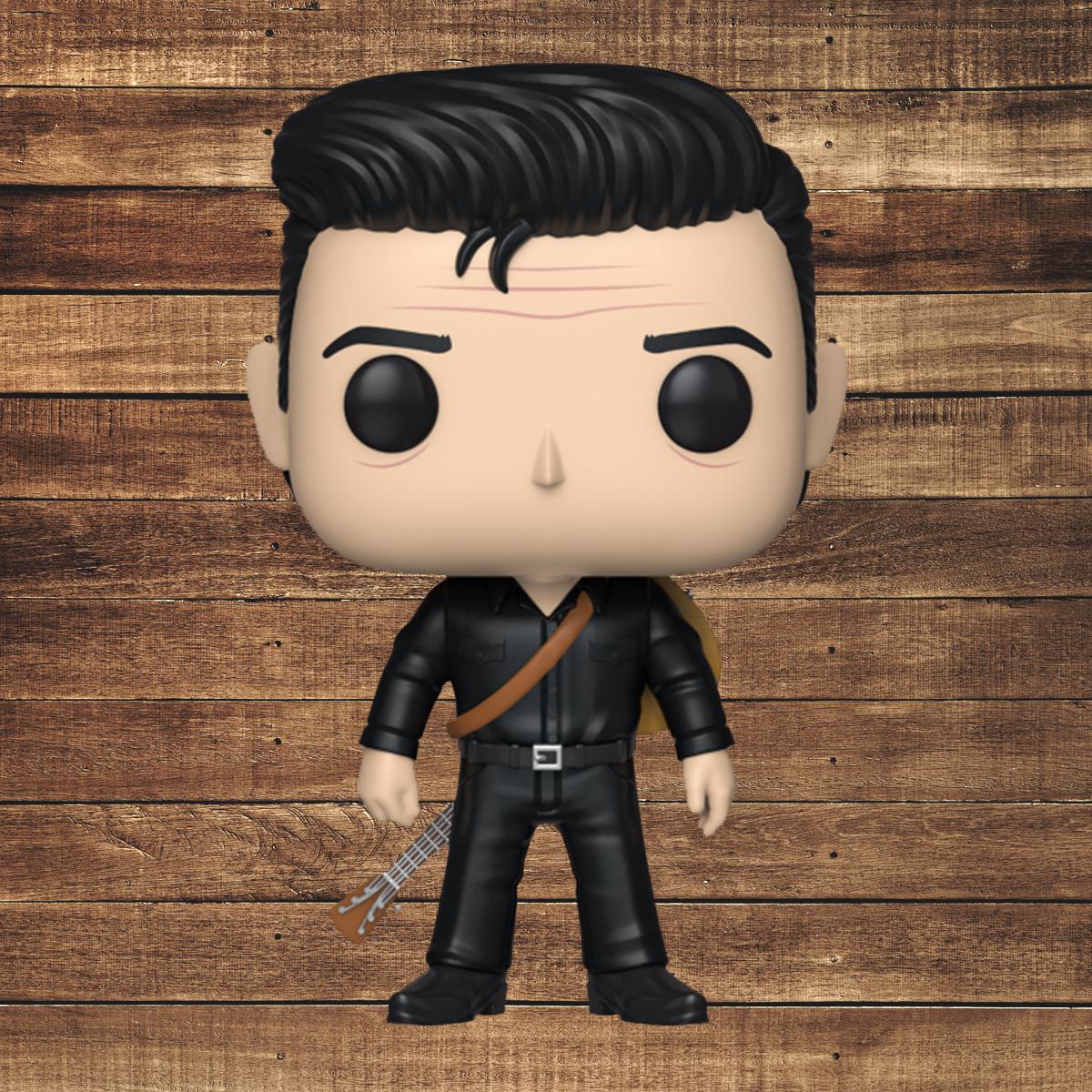 Funko Pop! Johnny Cash Man In Black Vinyl Figure