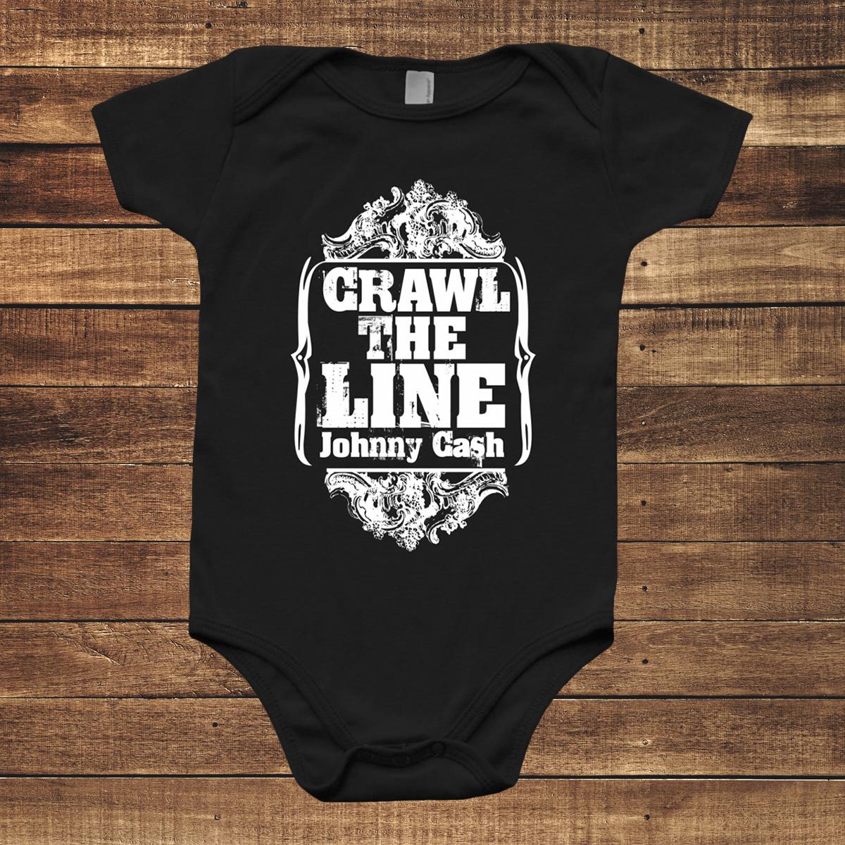 Crawl the Line Onesie