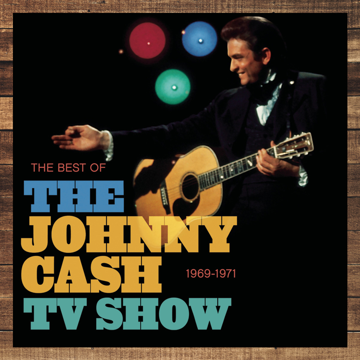 The Best Of The Johnny Cash TV Show CD