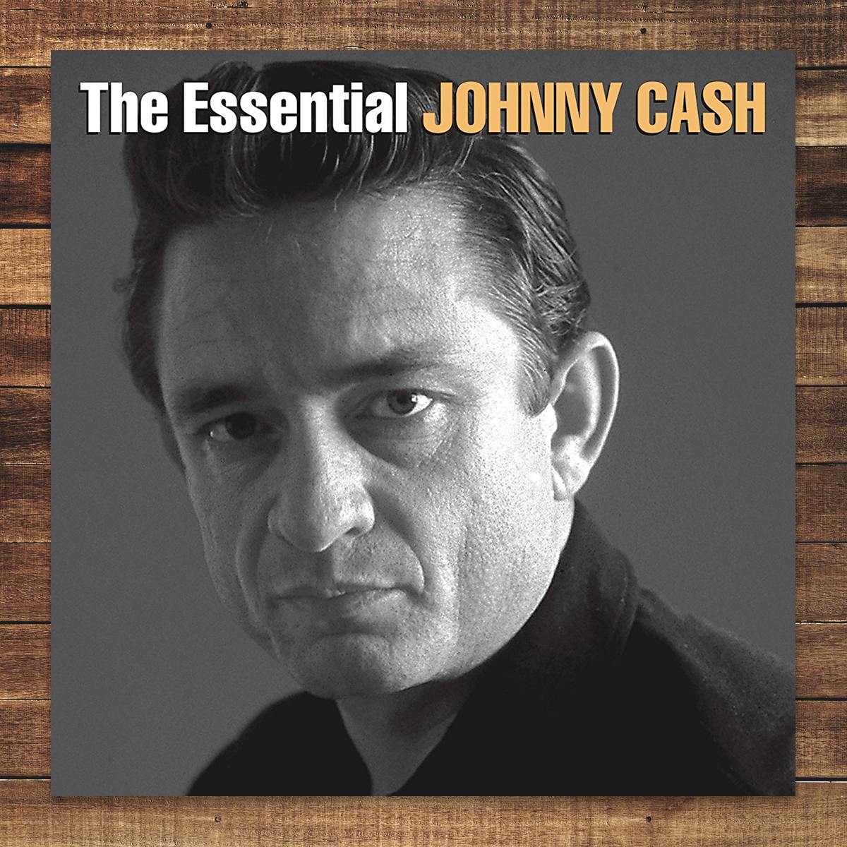 The Essential Johnny Cash LP