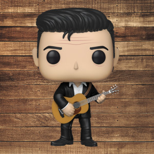 Funko Pop! Johnny Cash Guitar Vinyl Figure