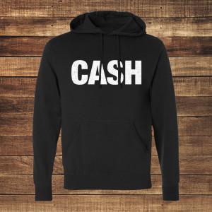 Cash Block Logo Hoodie