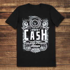 Live at Folsom T-Shirt