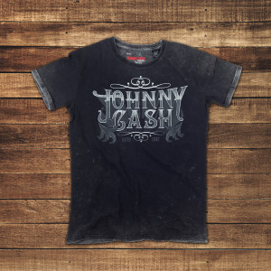 EMP JC American Rebel Grey T-Shirt