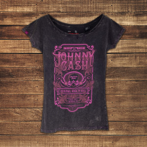 EMP JC Original R&R Pink T-Shirt