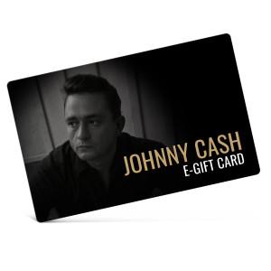 Johnny Cash eGift Card
