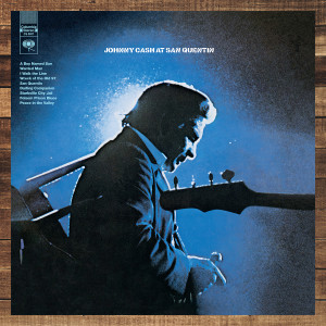 Johnny Cash At San Quentin Vinyl