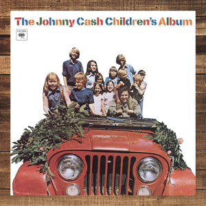 The Johnny Cash Children's Album CD