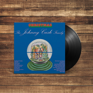 Johnny Cash - Johnny Cash Family Christmas LP