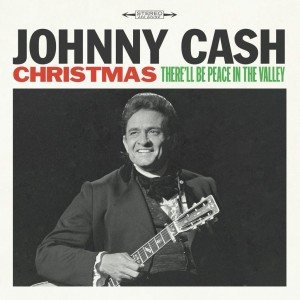 Johnny Cash: Christmas - There'll be Peace in the Valley LP