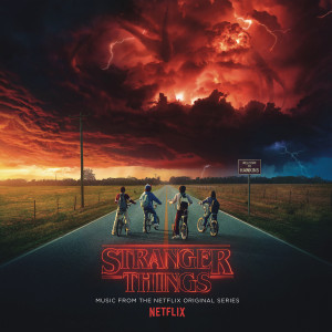 Various: Stranger Things: Music From The Netflix Original Series LP