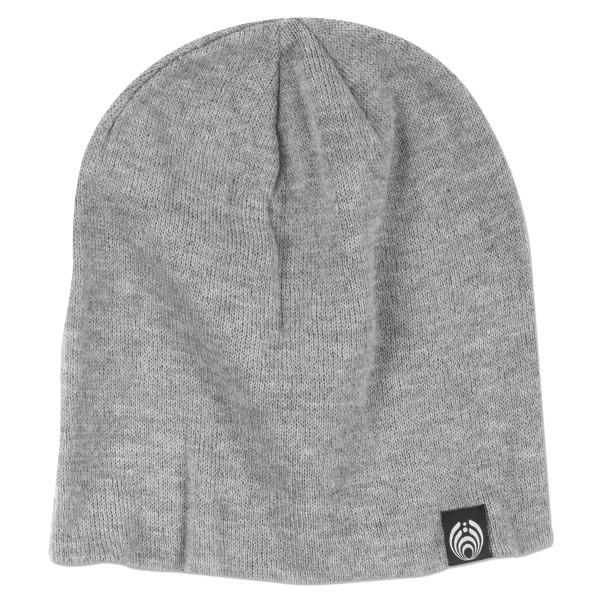 Grey Slouch Beanie  aad3d5dff25