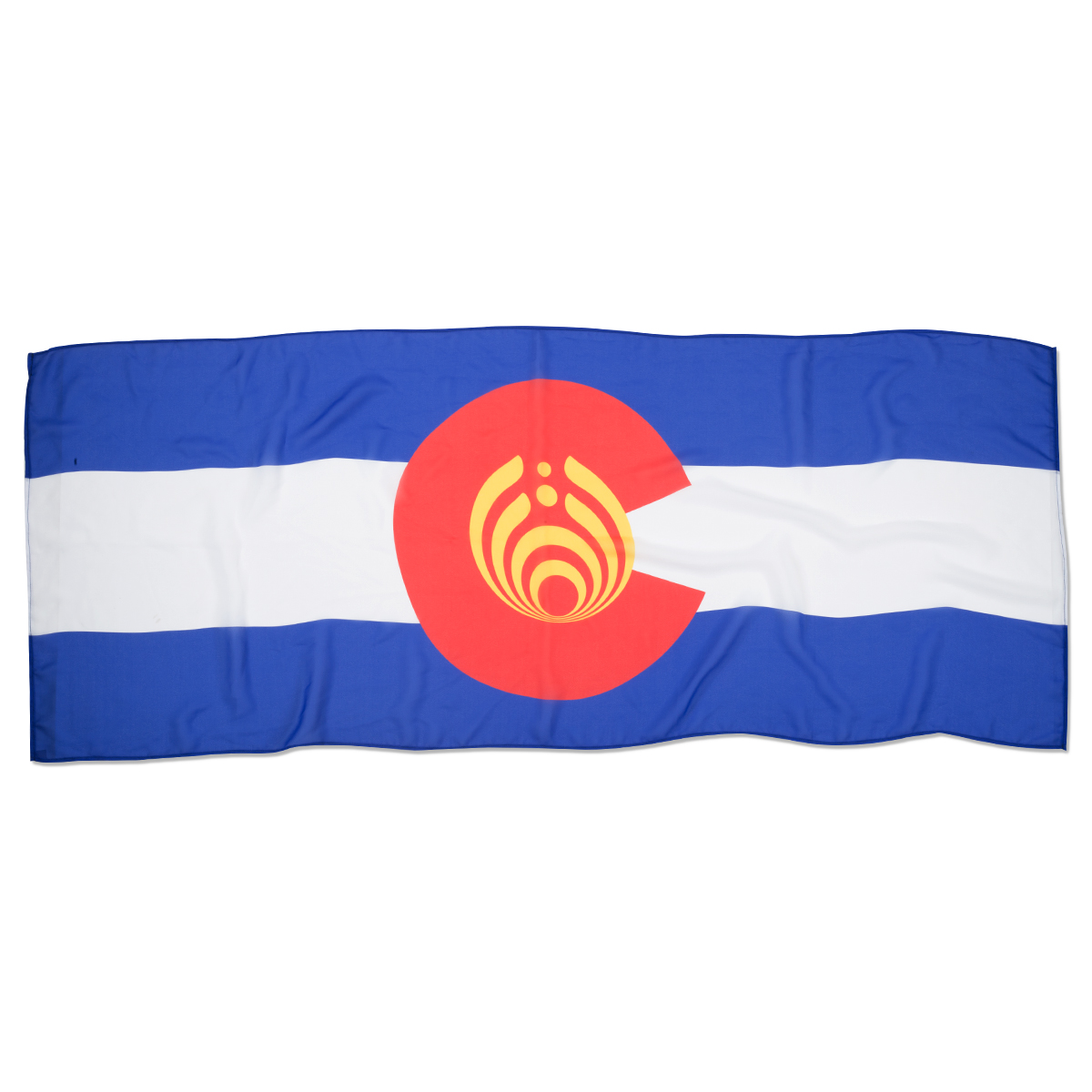 Bass Center Colorado Scarf