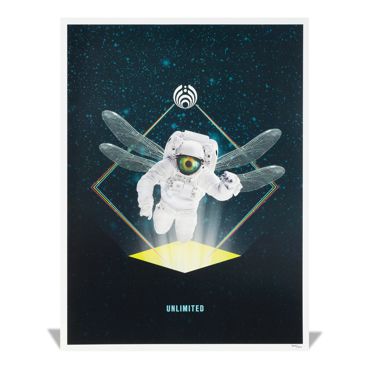 Unlimited Poster Shop The Bassnectar Official Store