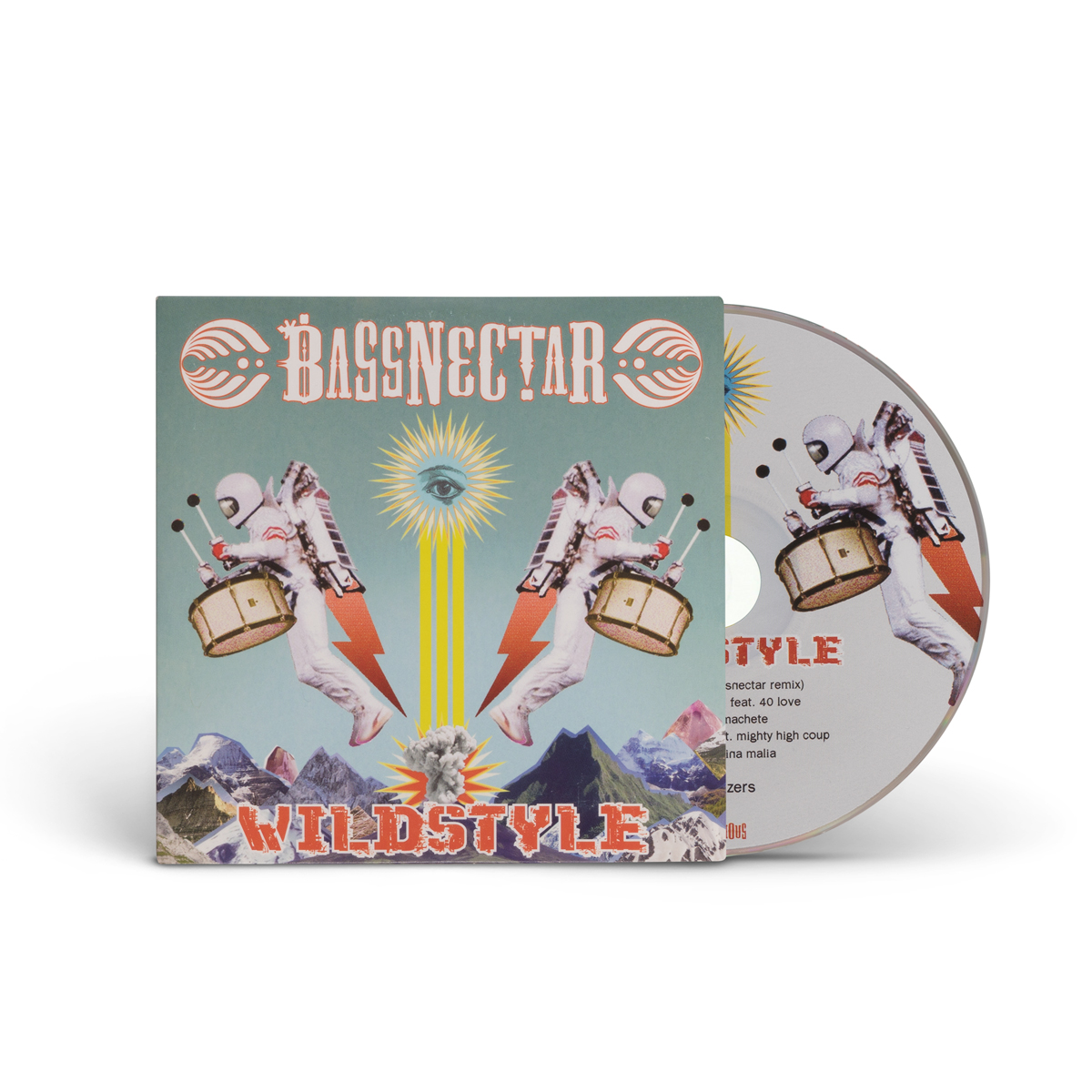 Bassnectar - Wildstyle CD