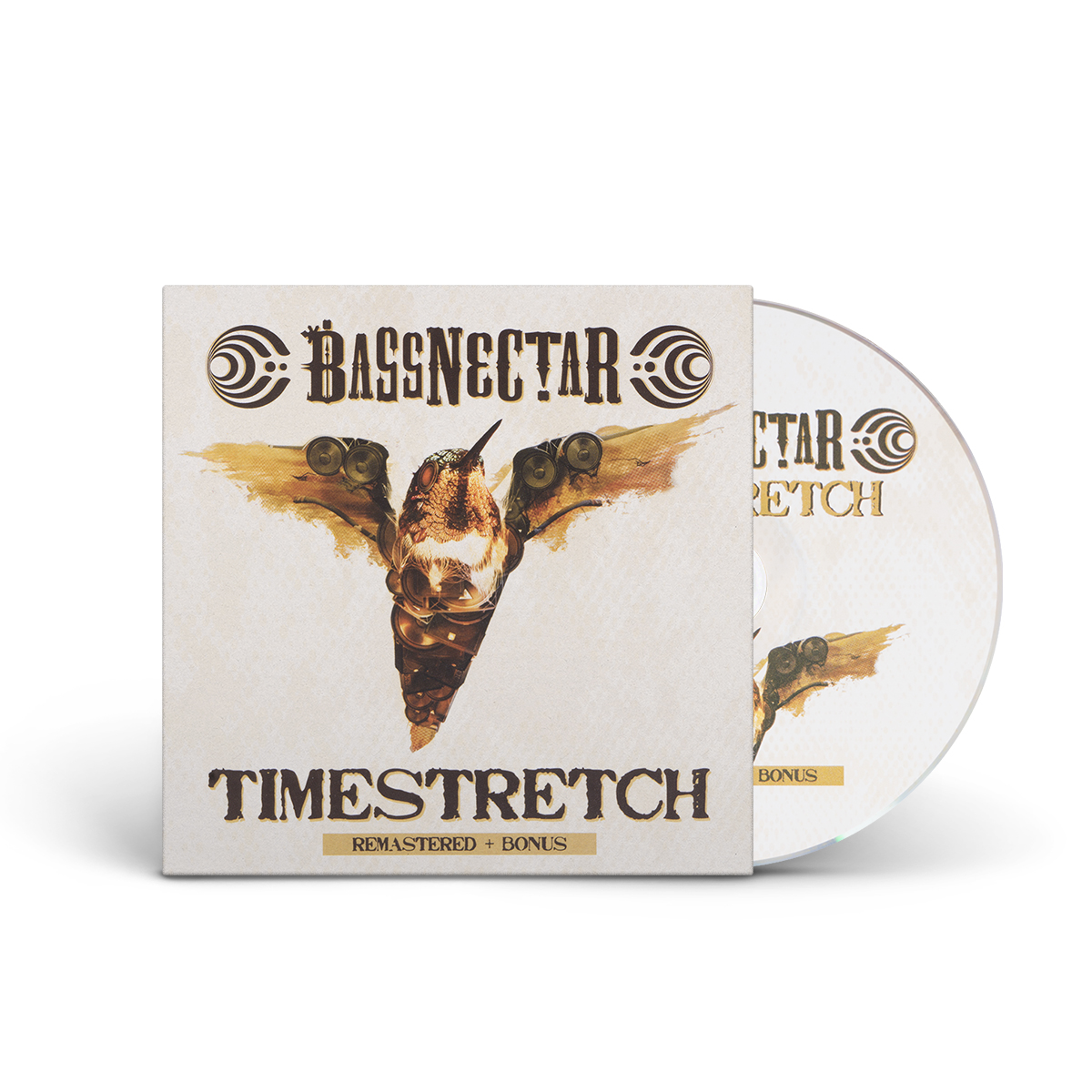 Bassnectar Timestretch/Take You Down Remastered CD