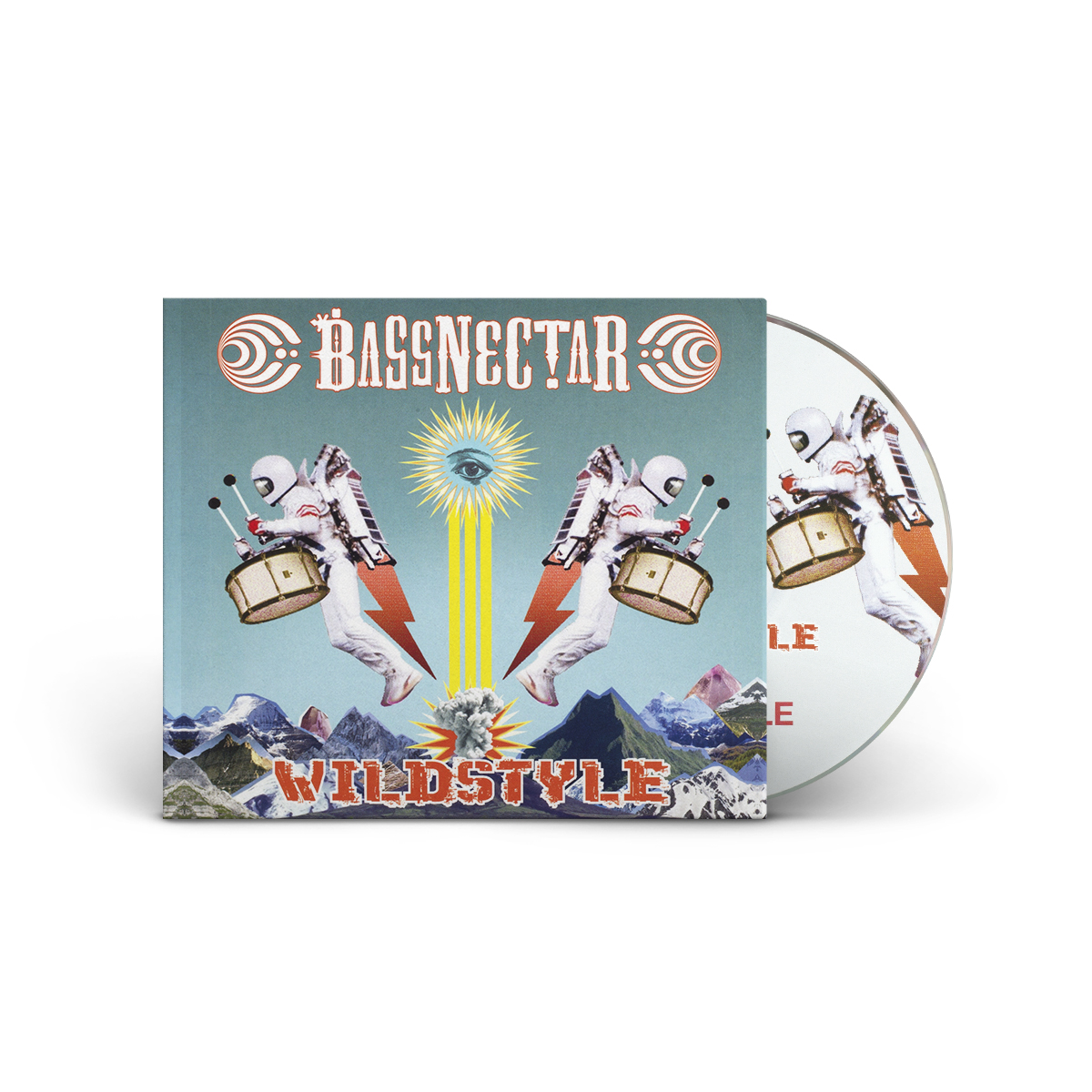 Bassnectar - Wildstyle/Freestyle Remastered CD