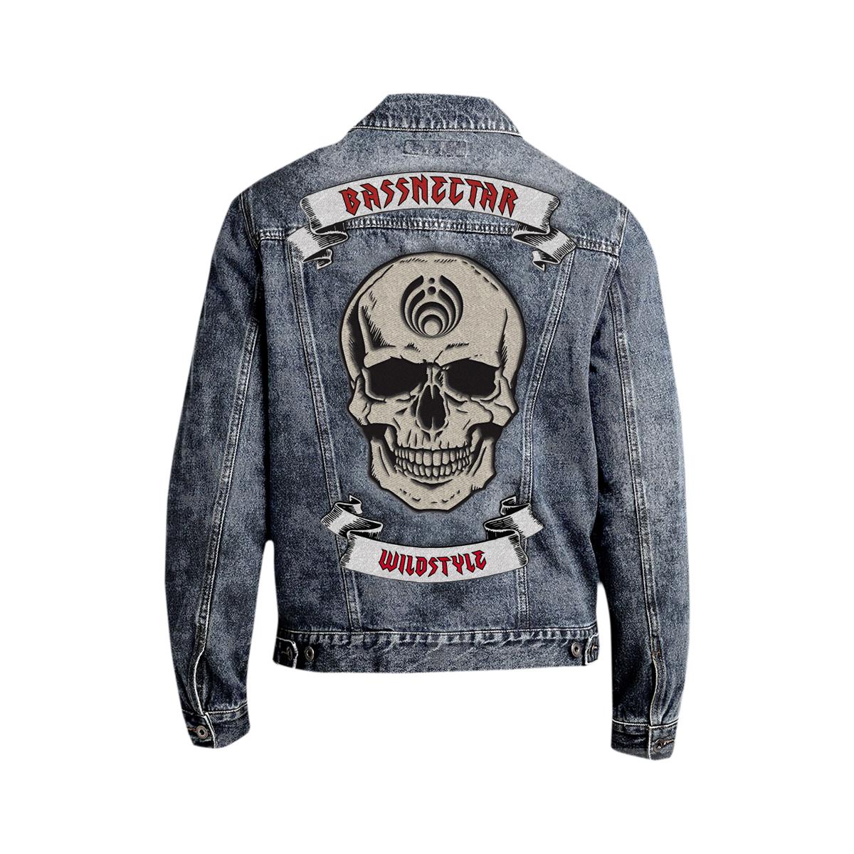 Wildstyle Denim Jacket