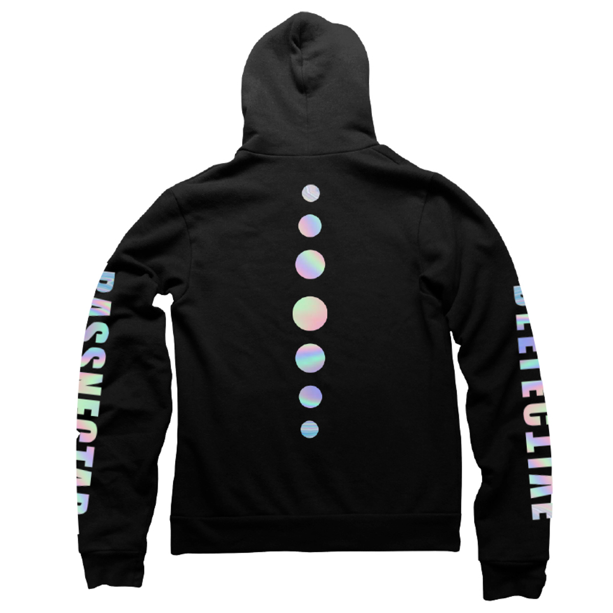 Reflective Pullover Hoodie Shop The Bassnectar Official