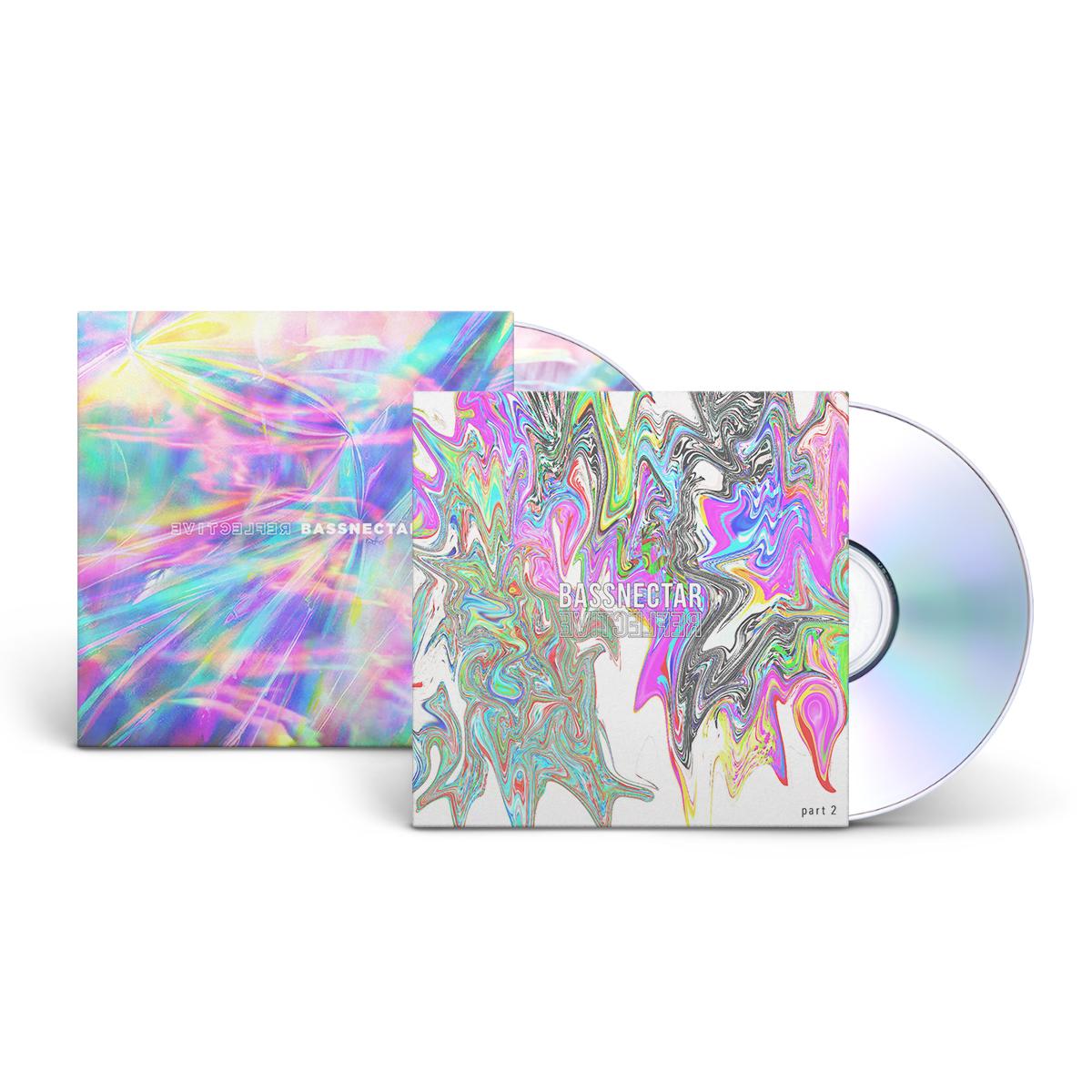 Reflective Parts 1 & 2 EP Bundle