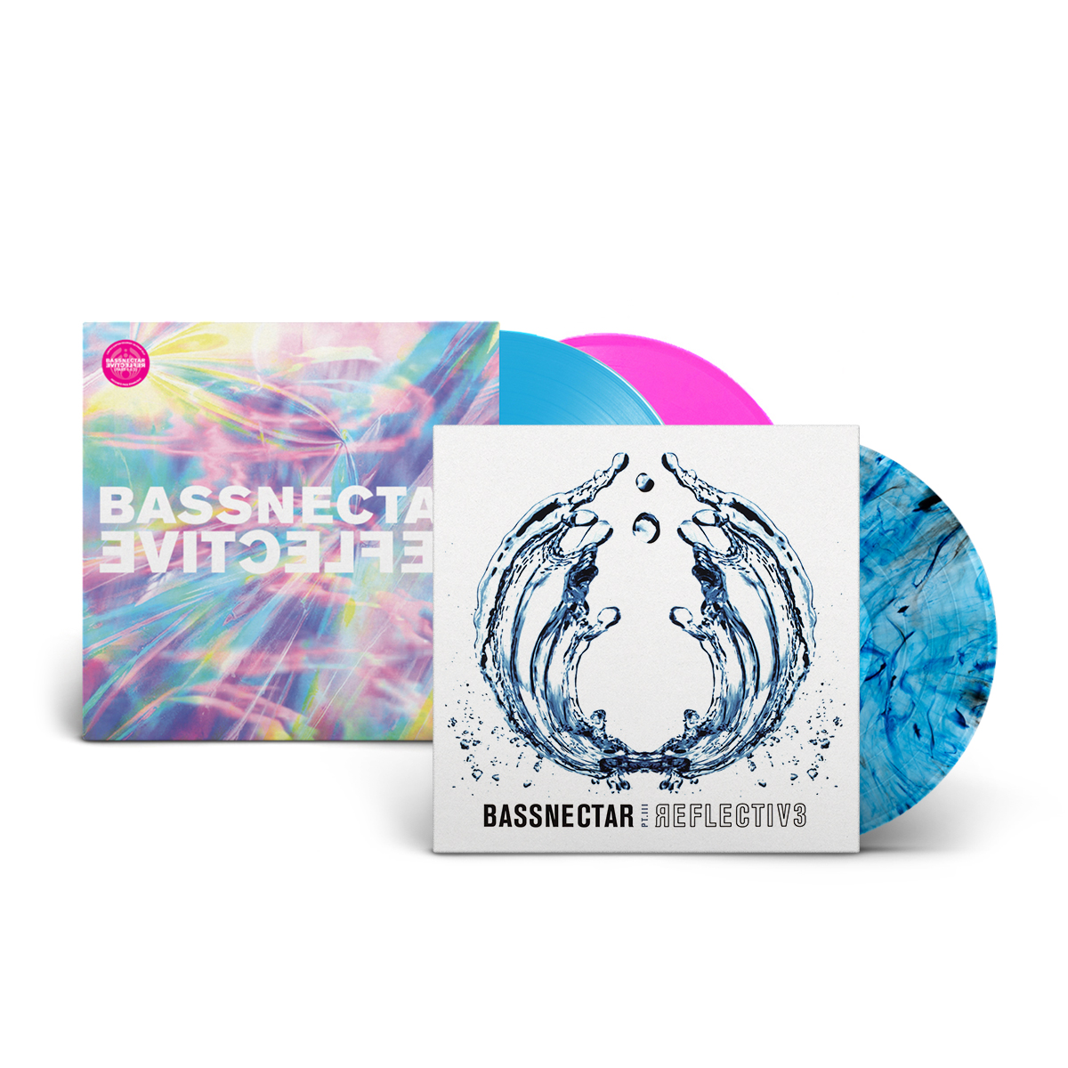 Reflective 1-3 Vinyl Bundle