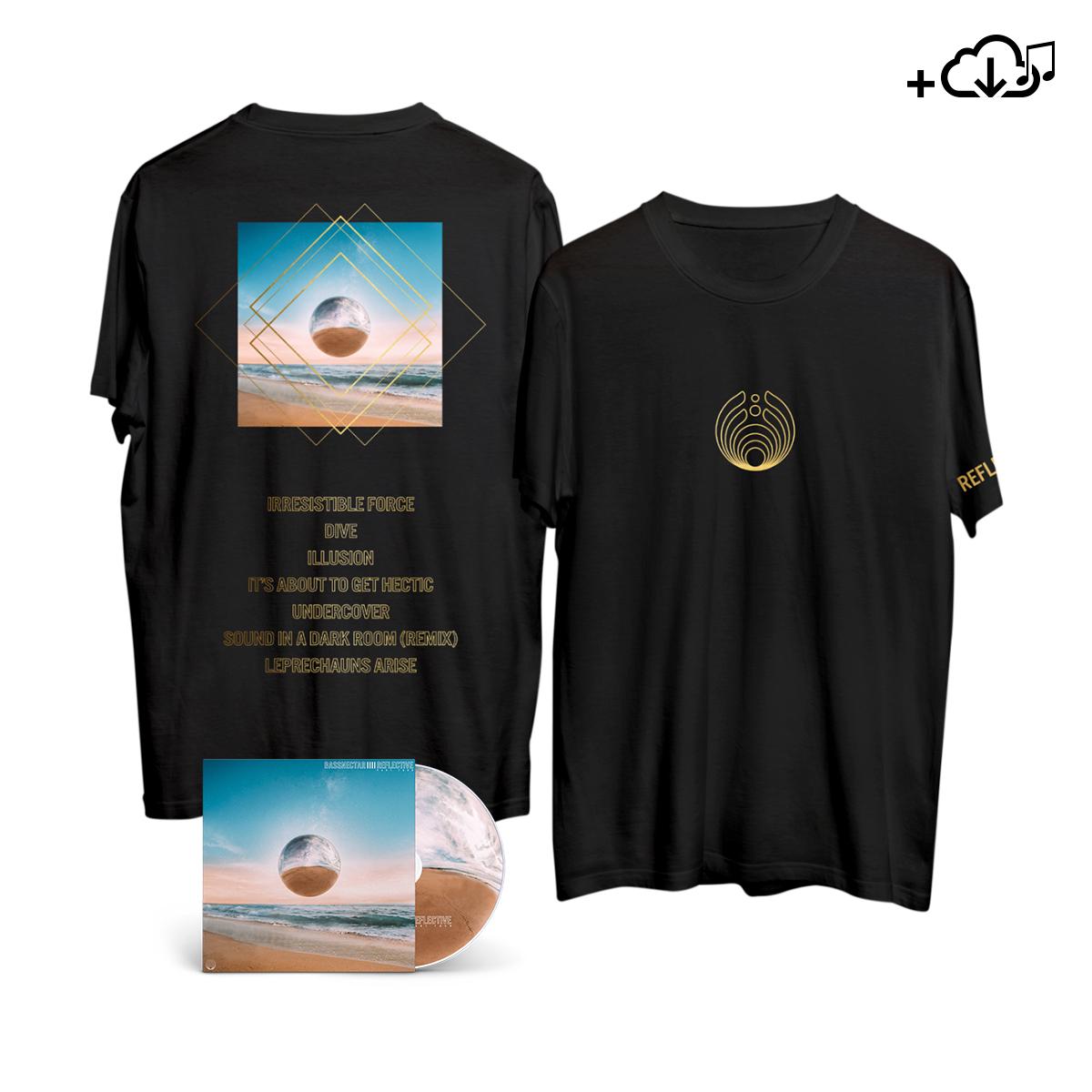 Reflective Part 4 T Shirt Bundle