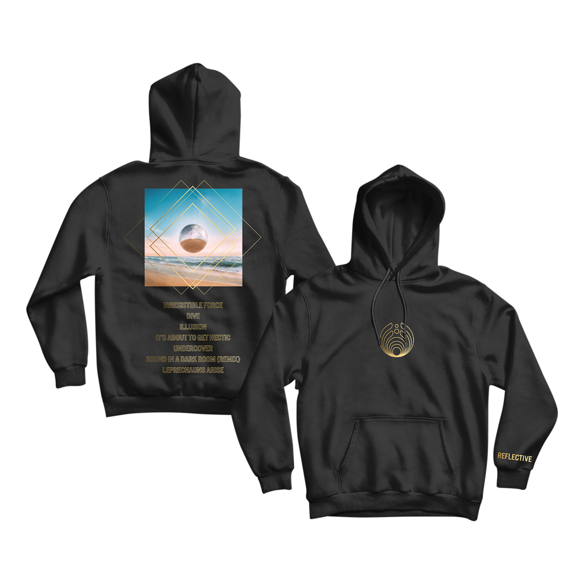 Reflective Part 4 Hoodie Bundle