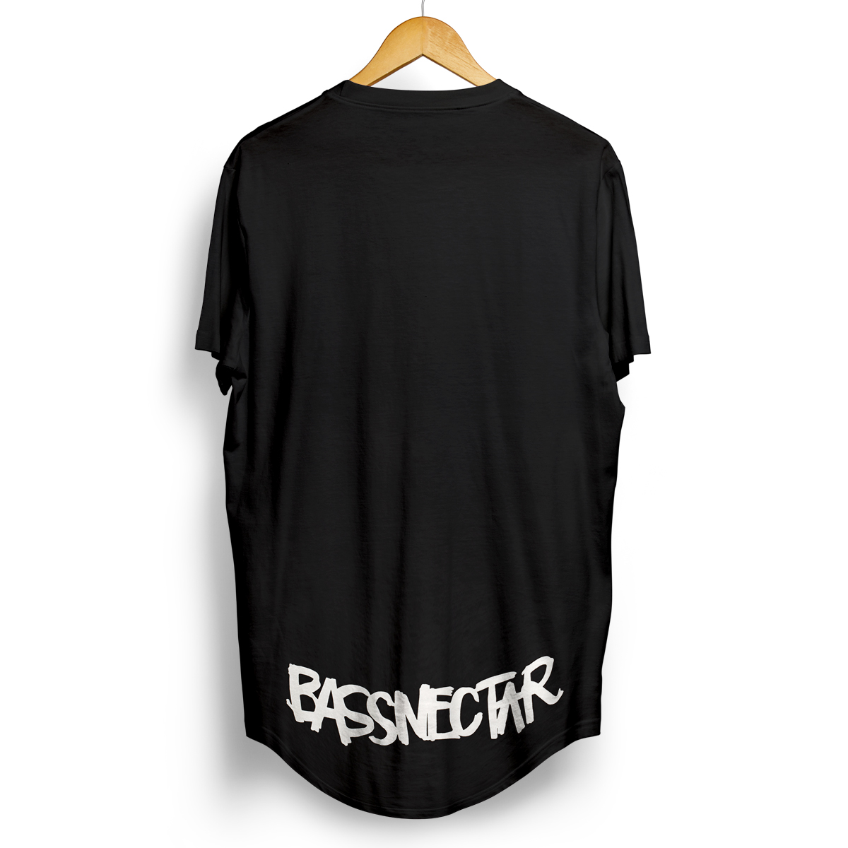 Bass Deer Black Long T Shirt Shop The Bassnectar