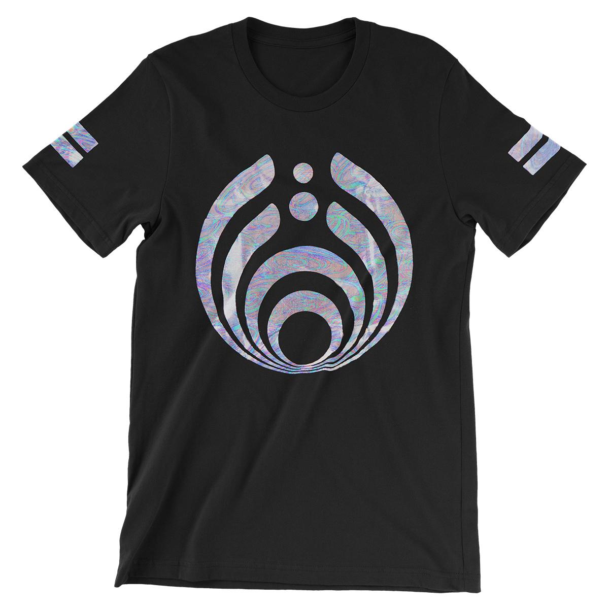 Black Oil Foil T-Shirt