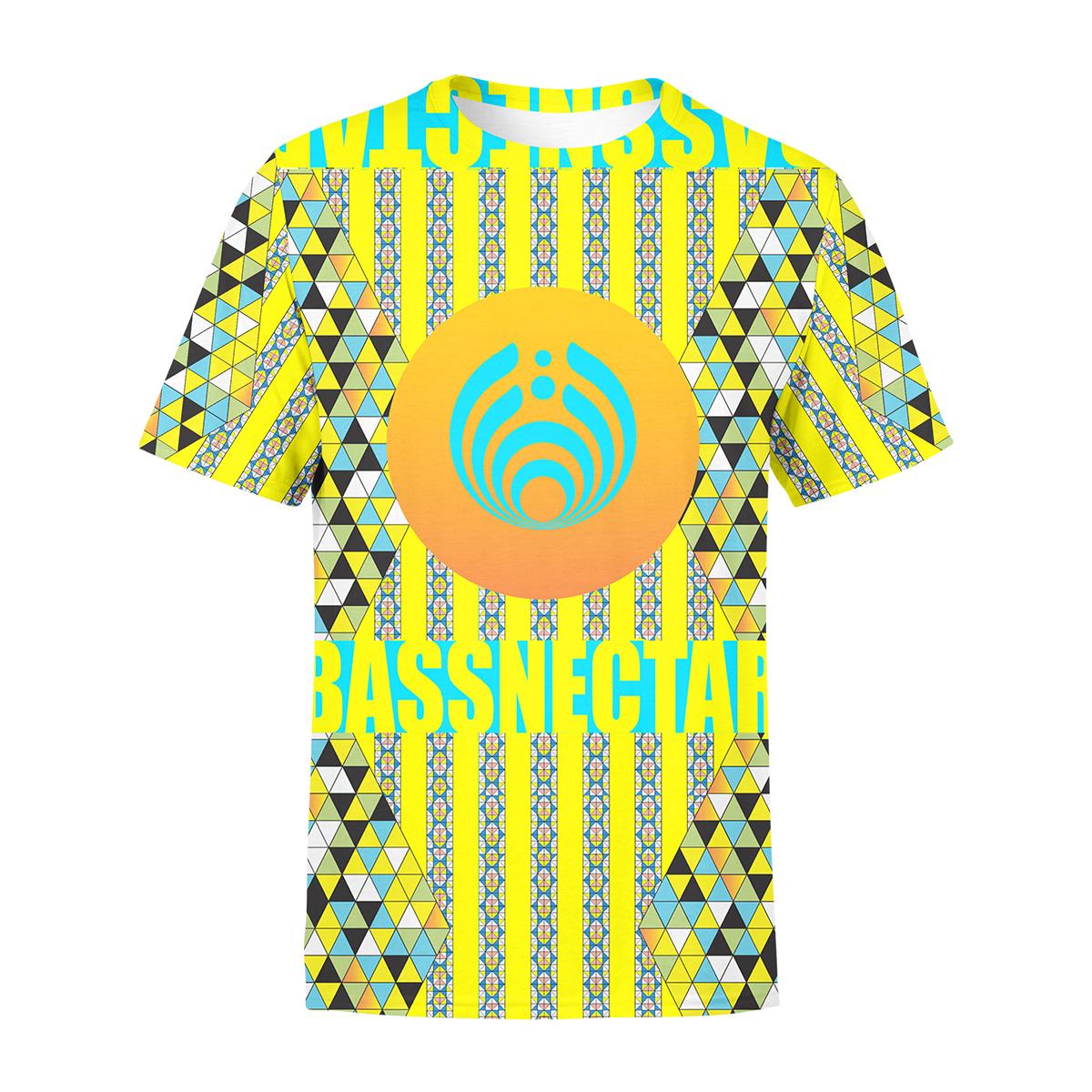 Noise vs Beauty Remixed T-Shirt