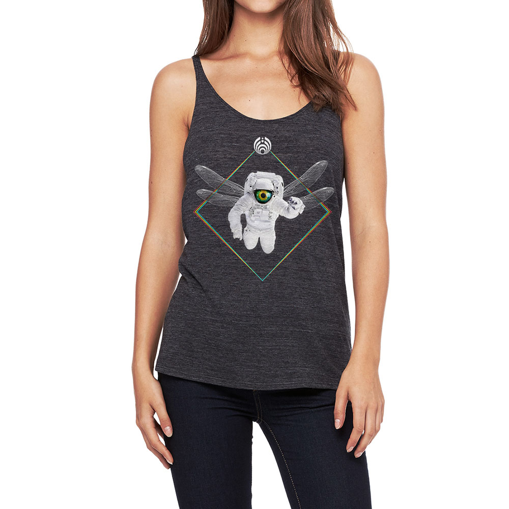 Bassnectar - Unlimited - Ladies Slouchy Tank