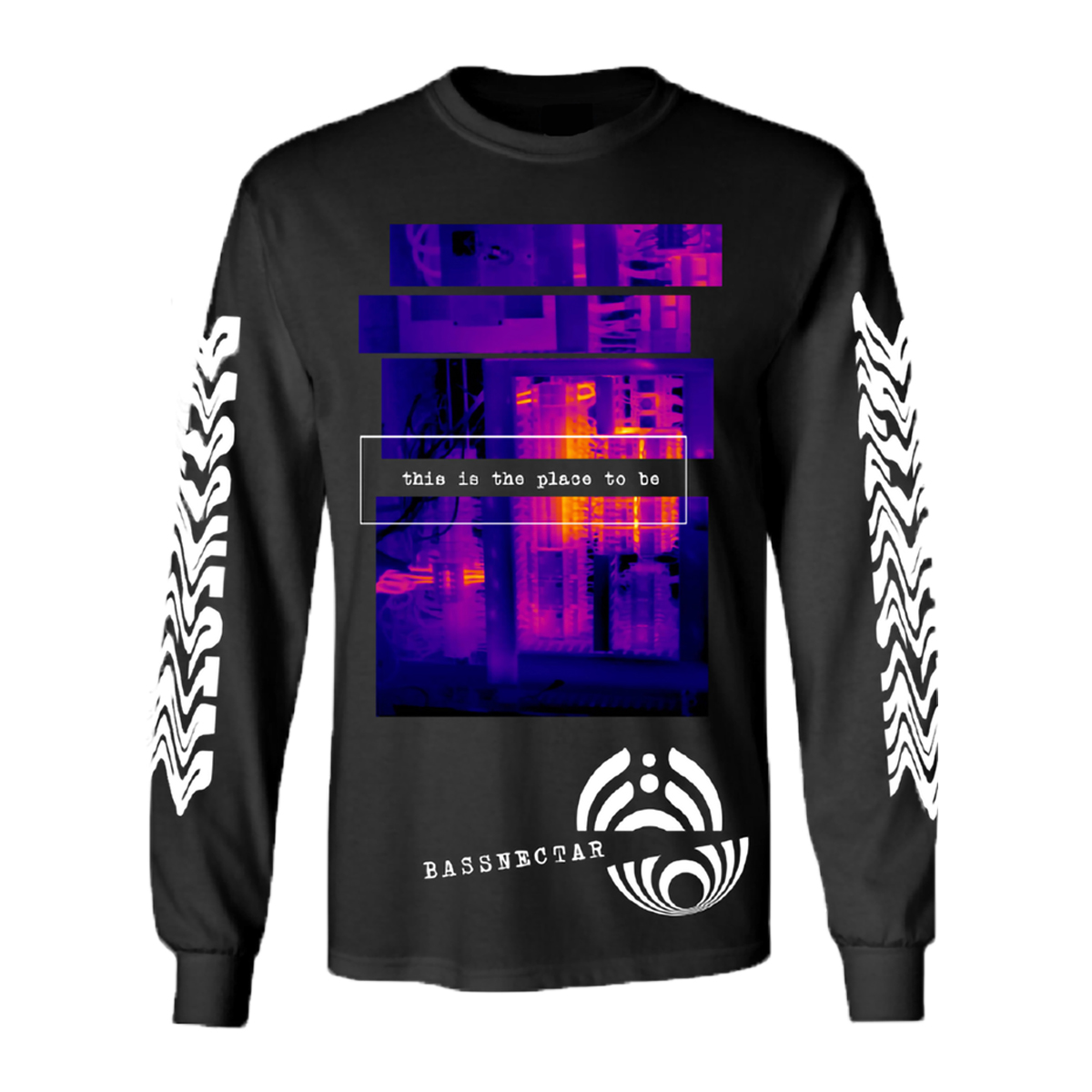 The Place To Be Long Sleeve Tee