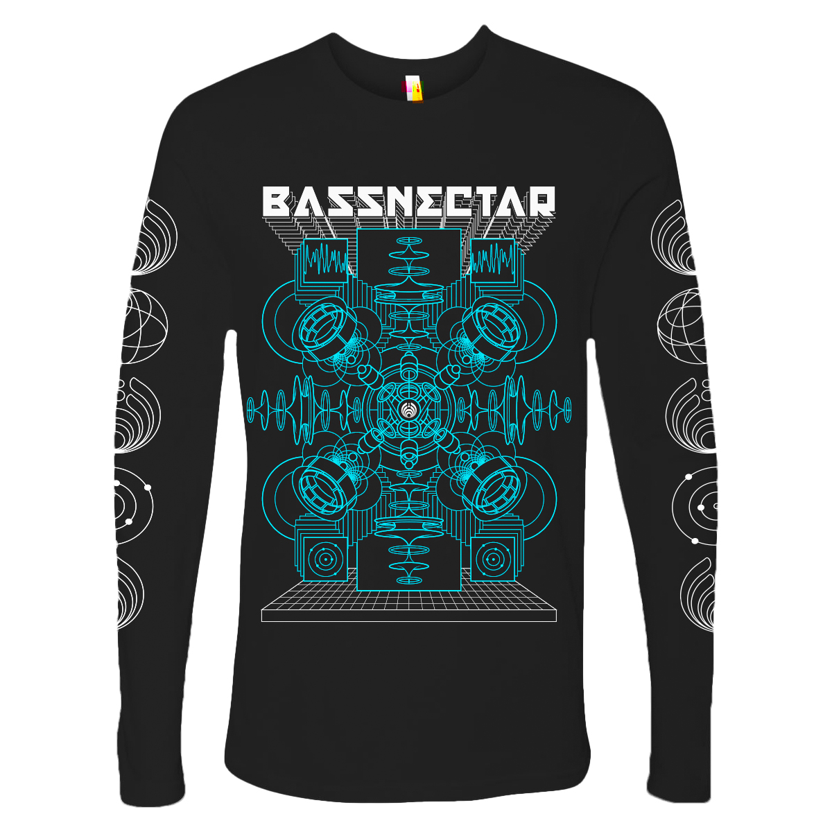 Machine Long Sleeve Tee