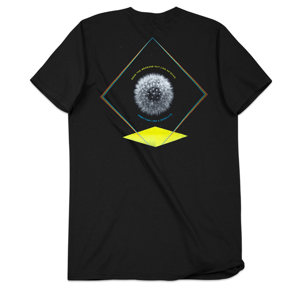 Bassnectar Unlimited Album Tee