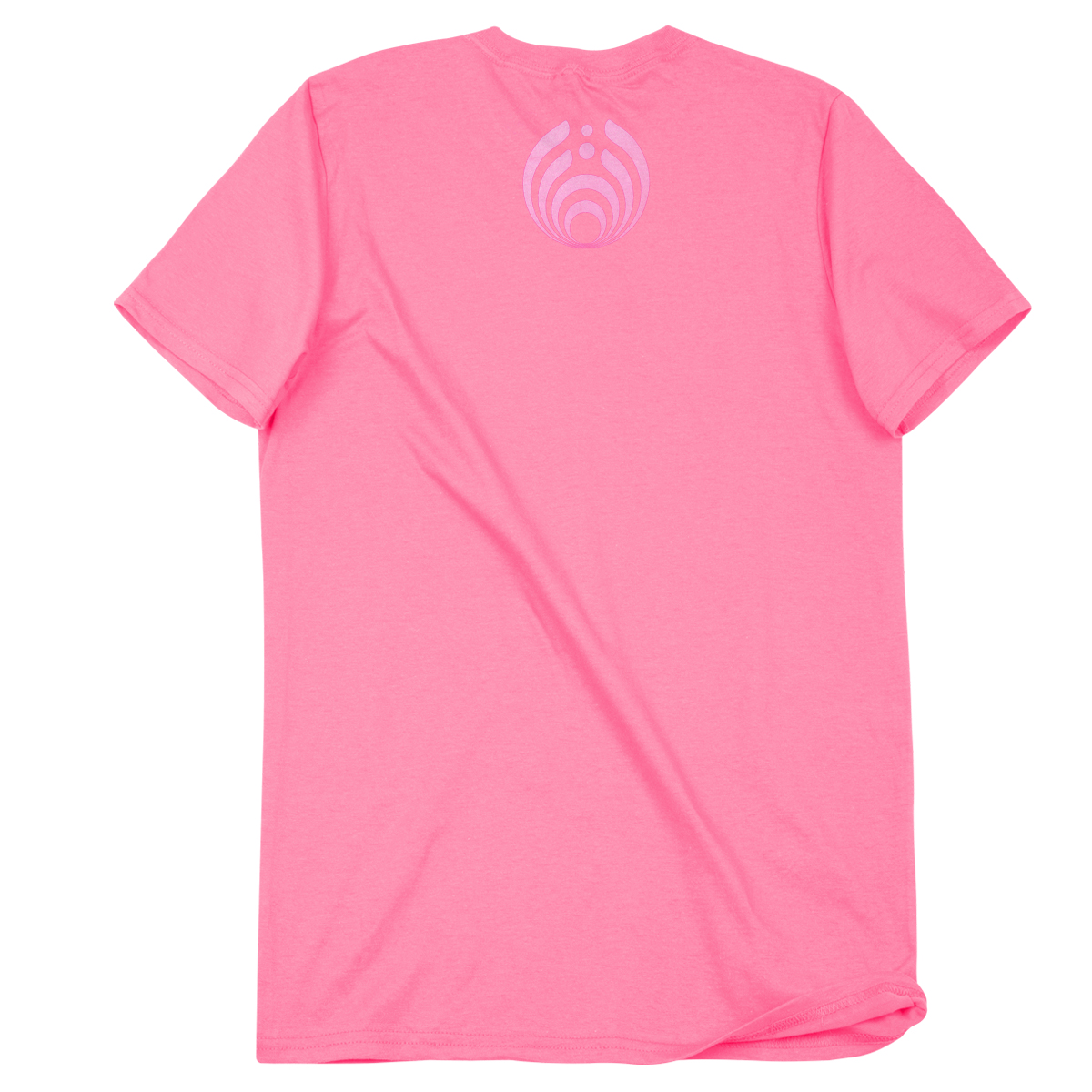 Bassnectar Need More Bass Pink Tee