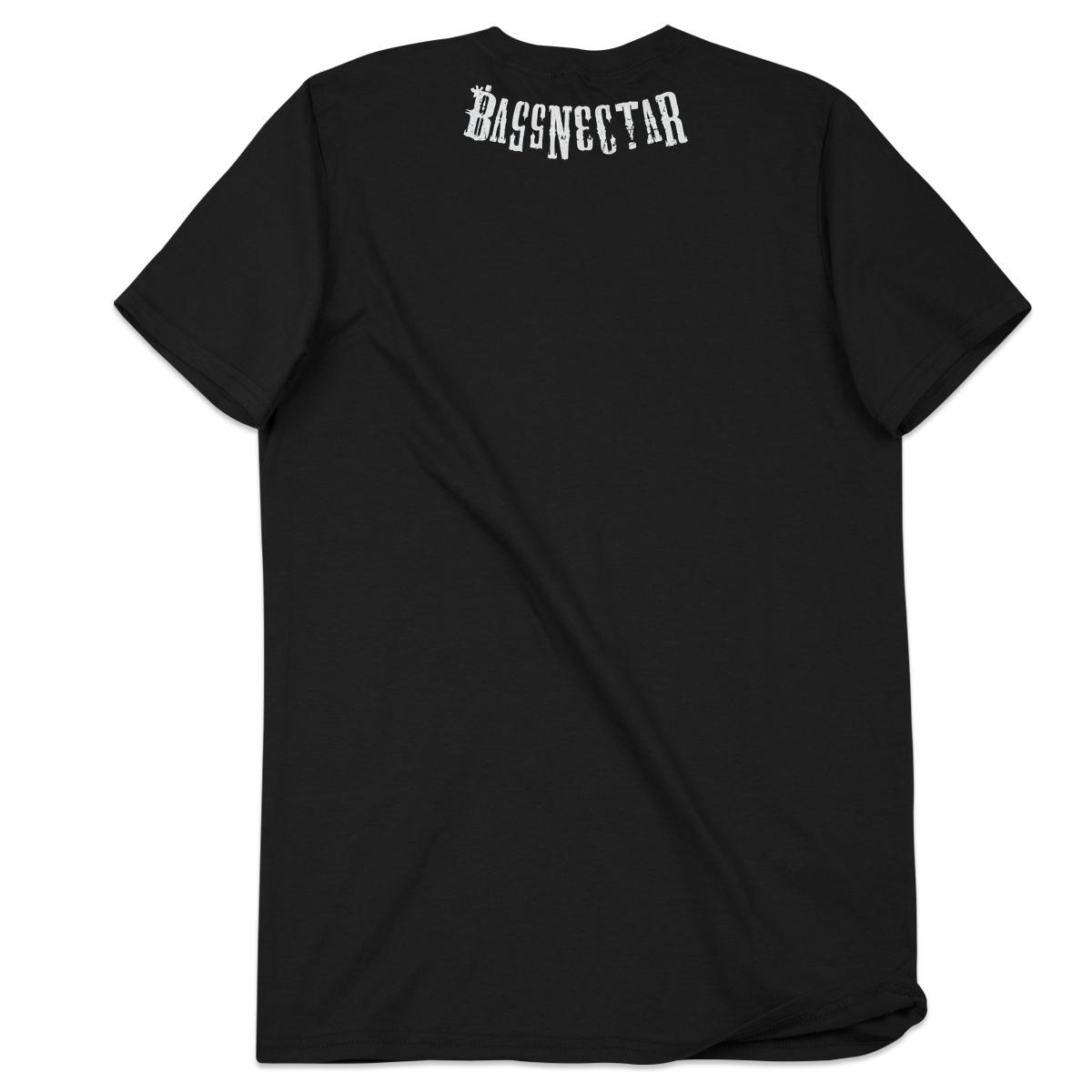 Bassnectar Owl Black T Shirt