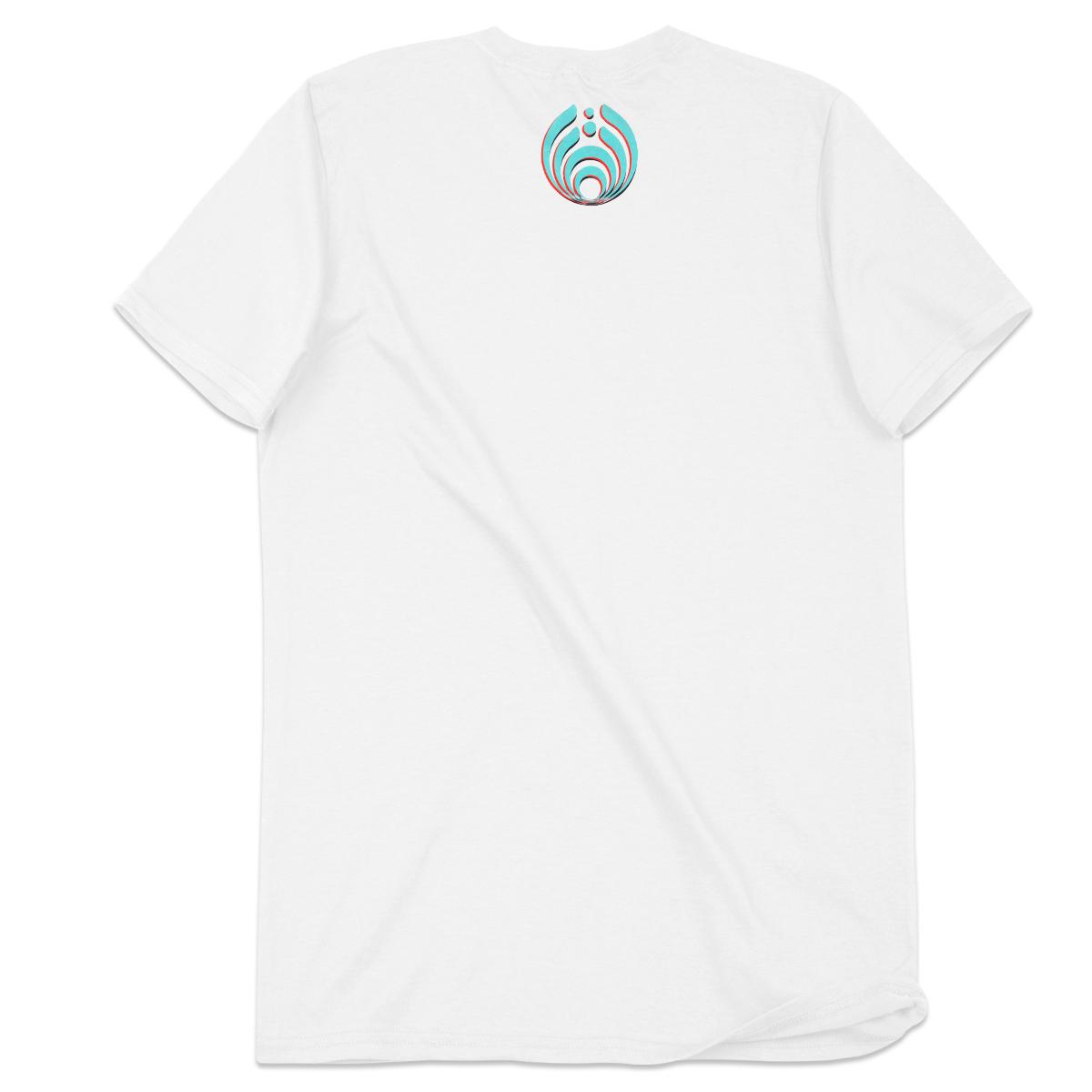 Bassnectar Into the Sun T-Shirt - White