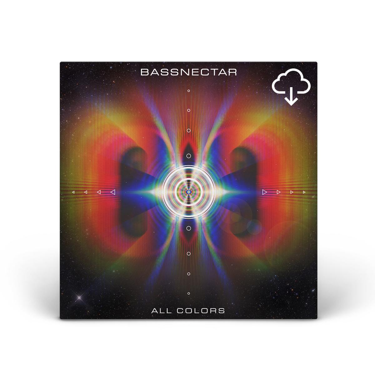 All Colors single: Uebok Gotta Run - Apashe & Instasamka (Bassnectar Remix)