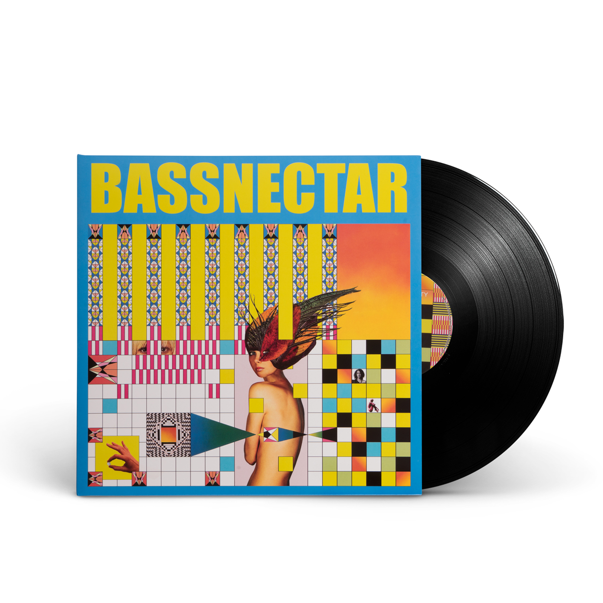 Bassnectar - Noise vs. Beauty Double Vinyl