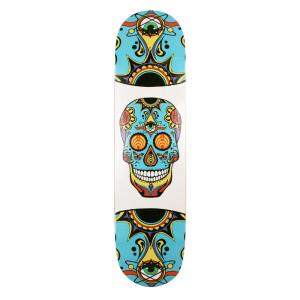 Custom DOTD Skull Skate Deck