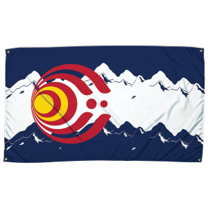 Colorado 2018 Flag