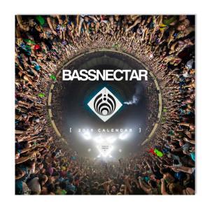 Limited Edition Bassnectar 2019 Calendar