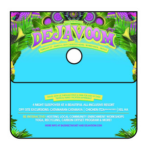 DejaVoom Mexico 2019 Portable Cigarette Receptacle