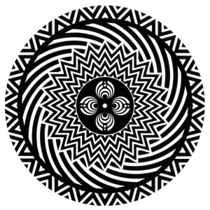 Hypnotic Slipmat