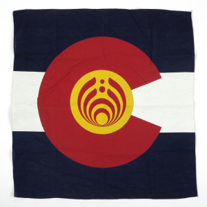 Bass Center Colorado Bandana