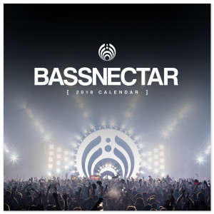 *SOLD OUT* Limited Edition Bassnectar 2018 Calendar