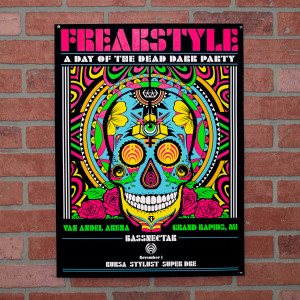 Freakstyle Day 1 Poster