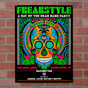 Freakstyle Day 2 Poster